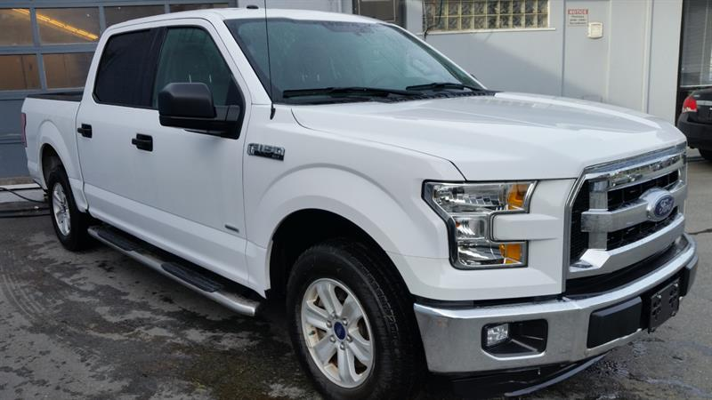 2016 Ford F-150 XLT 2WD #18BJ8075A