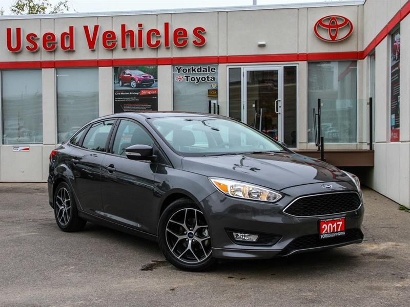 2017 Ford FOCUS SE   Alloys   H.Seats   B.Tooth   Keyless #8811117A