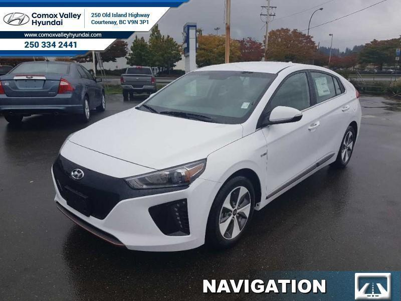 2019 Hyundai Ioniq Electric Preferred Hatchback #19NQ5826