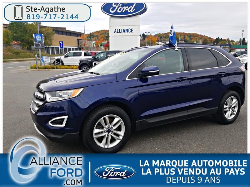 Ford EDGE 2016 4dr SEL AWD #18440a
