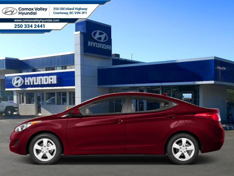 2013 Hyundai Elantra #A1802B