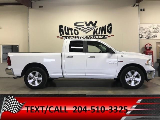 2016 Ram 1500 SLT / Diesel / Low K / Warranty / Finance #20042290