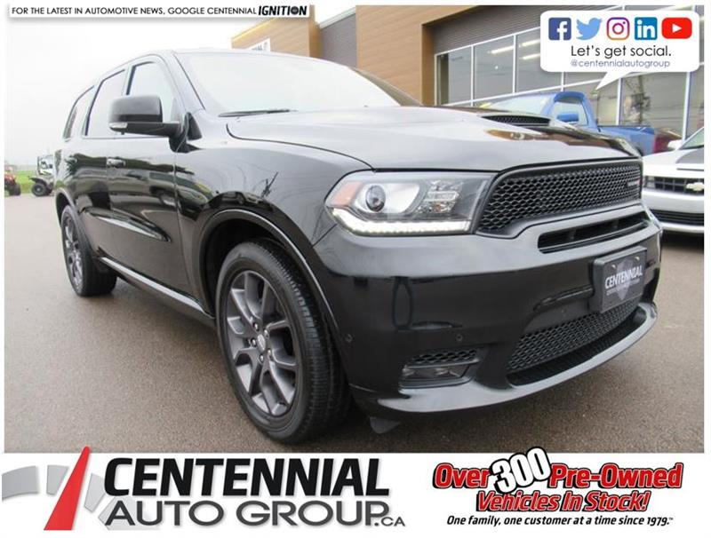 2018 Dodge Durango R/T AWD | 5.7L HEMI V8 | Leather #U594