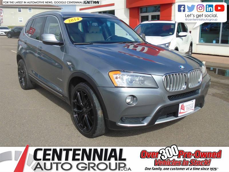 2014 BMW X3 xDrive28i | AWD |  #U1805A