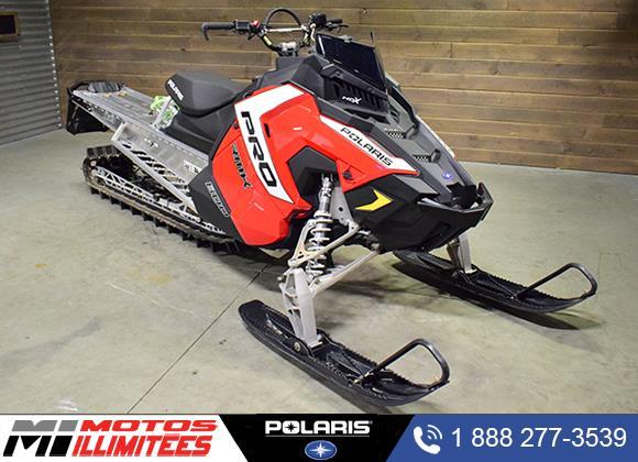 Polaris 800 Pro RMK (155) 2016