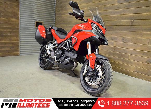 Ducati Multistrada 1200 S Touring ABS 2014
