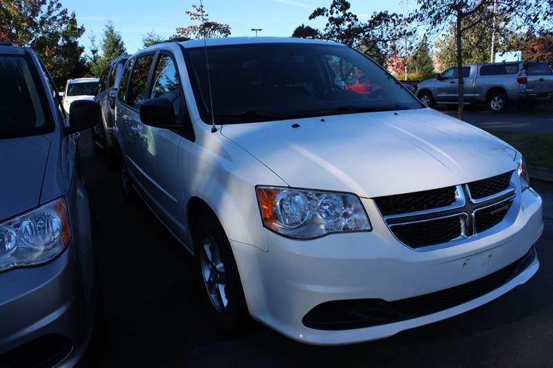 2012 Dodge Grand Caravan 4dr Wgn #12168A