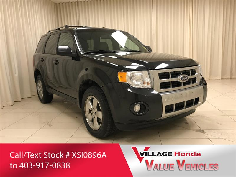 2011 Ford Escape Limited V6 4WD #XSI0896A