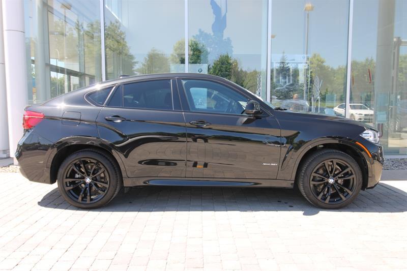 BMW X6 2018 xDrive35i #18-340