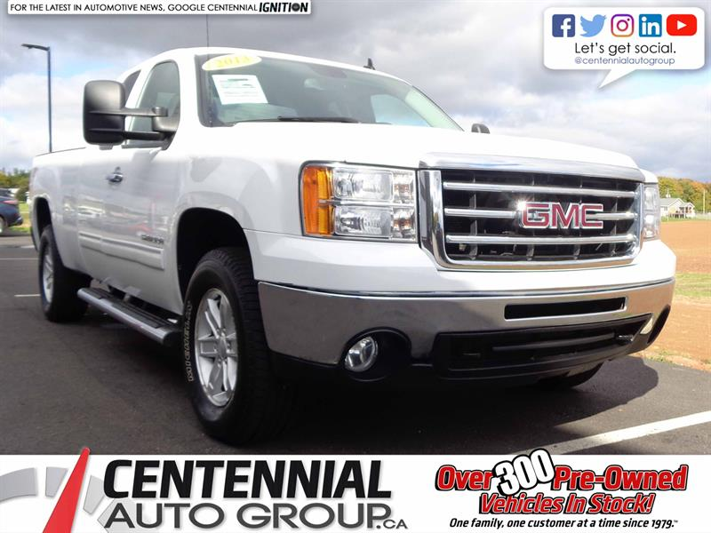 2013 GMC Sierra 1500 SLE | One Owner  #SP18-026A