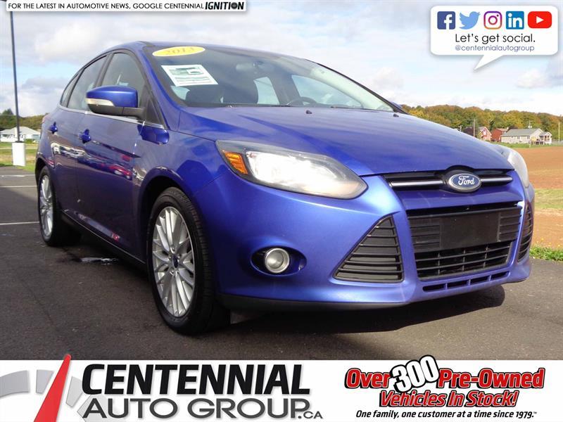 2013 Ford Focus TITANIUM  #S17-359A
