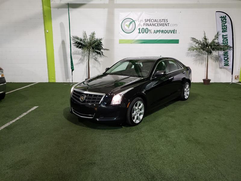 Cadillac ATS 2014 4dr Sdn 2.0L AWD #2436-10