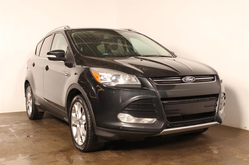 Ford Escape 2014 Titanium ** GPS TOIT PANO ** #81589a