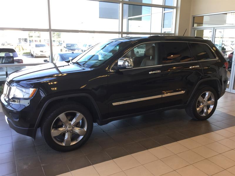 Jeep Grand Cherokee 2011 4WD **Overland** #A99205