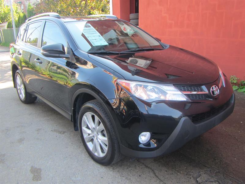 Toyota RAV4 2014 Limited- 4WD**TRÈS PROPRE* FINANCEMENT $59 SEMAINE #S2031