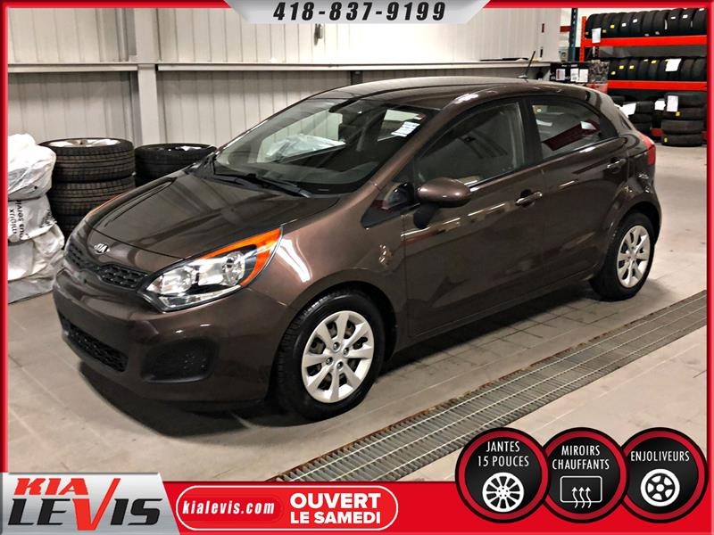 Kia Rio 2014 RIO5 LX+AUTO-FULL-AIR #18814A