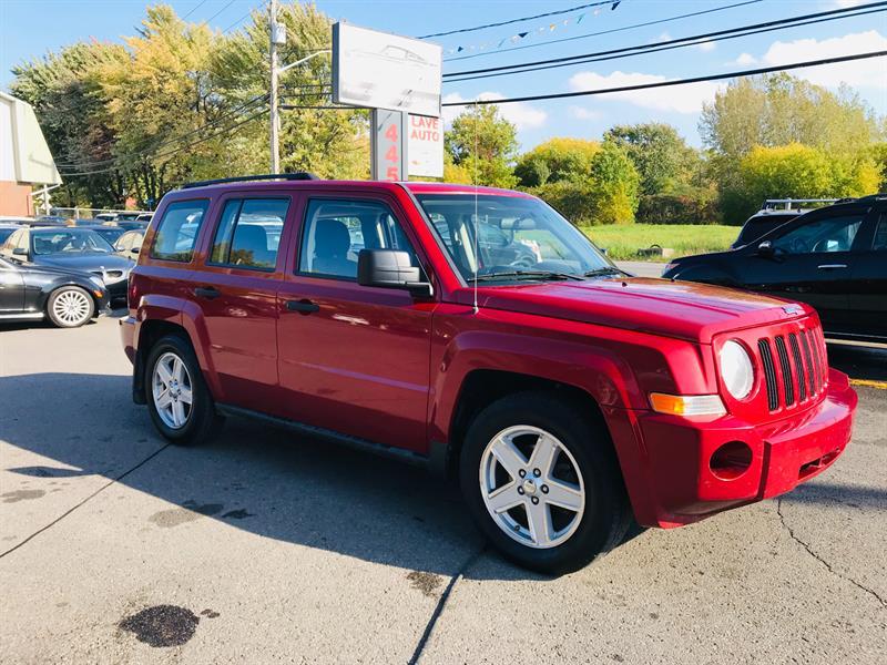 Jeep Patriot 2010 26$* par semaine/Financement #94983-2