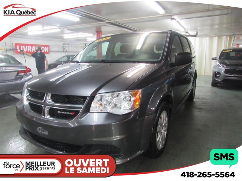 Dodge Grand Caravan 2016 SXT* STOW N GO* BLUETOOTH* #K181507A