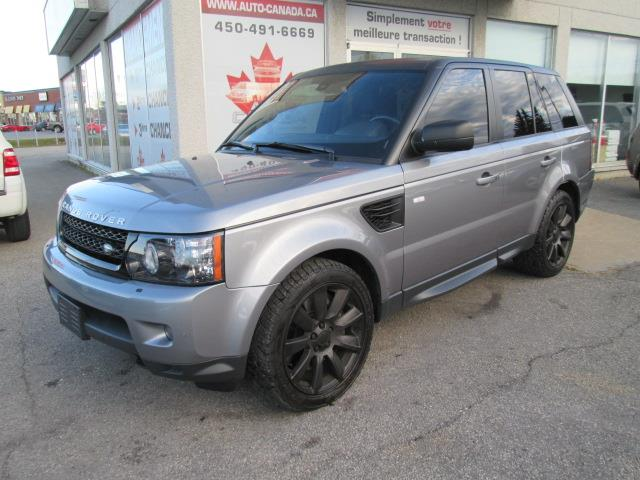 Land Rover Range Rover Sport 2012 SUPERCHARGED,AWD,GPS,RECU #.AC5693