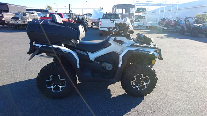 Can-am Outlander Max XT 1000R LIMITED 2013
