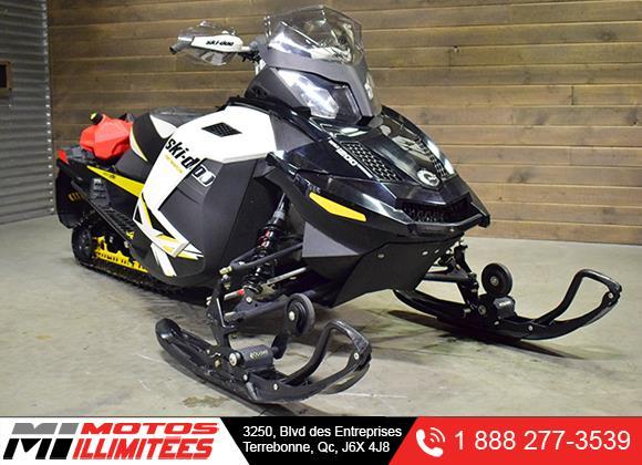 Ski-Doo Renegade X 1200 4-TEC 2012