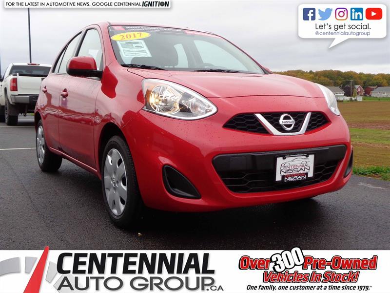 2017 Nissan Micra SV |  #SP18-030