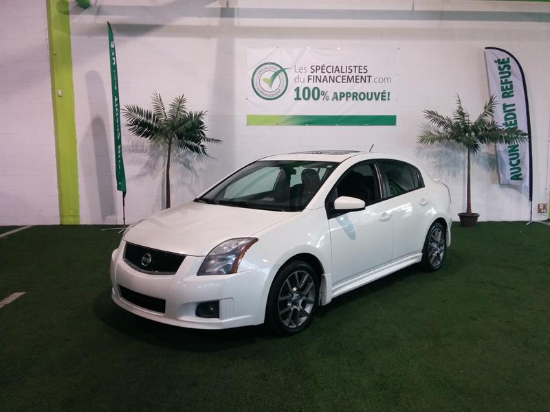 Nissan Sentra 2012 4dr Sdn I4 CVT SE-R #2424-09