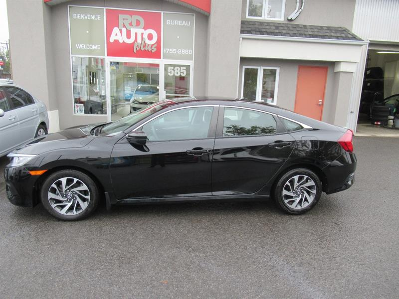 Honda Civic Sedan 2016 4dr CVT EX #10064