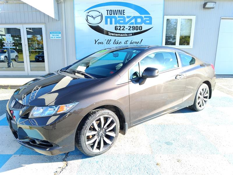 2013 Honda Civic Cpe 2dr Auto EX-L #MM827A
