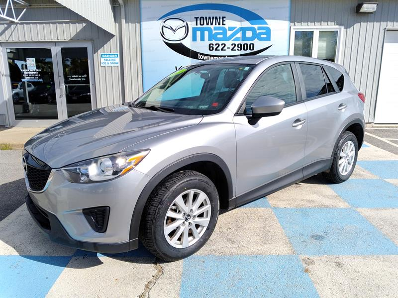2013 Mazda CX-5 AWD 4dr Auto GX #MM762A