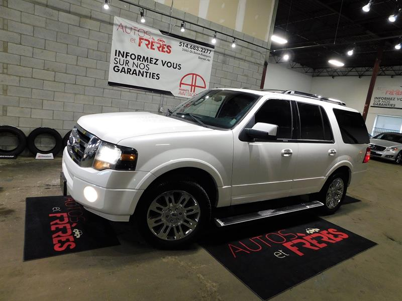 Ford Expedition 2011 4WD 4dr Limited #2483