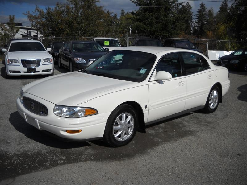 2003 Buick Lesabre 4dr Sdn Limited....SOLD.... #8003-2