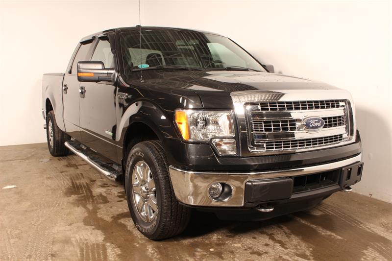 Ford F-150 2014 SuperCrew ** XTR 3.5L ECOBOOST ** #80405A