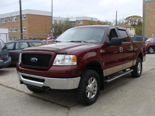 2006 Ford F-150 4X4 #1608