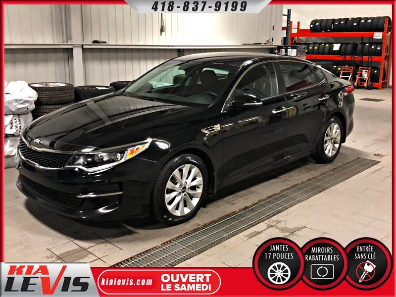Kia Optima 2017 LX-PLUS-FULL-MAGS-UVO-17'' #1452