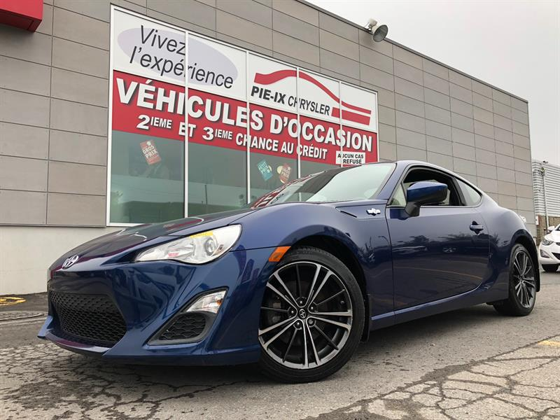 Scion Fr-s 2015 2dr Cpe+MAGS+CRUISE CONTROLE+WOW! #UD4917