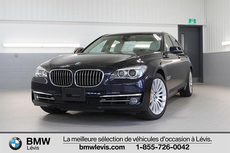 BMW 750i xDrive 2014 #V0042