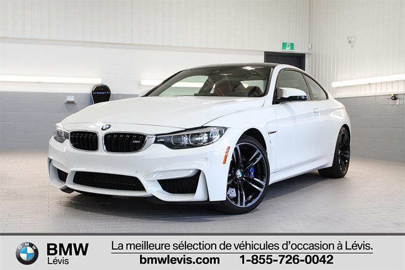 BMW M4 2018 Coupe #V0113