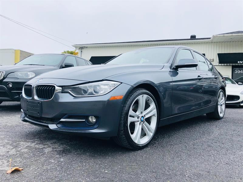 BMW 3 Series 2014 4dr Sdn 328d xDrive AWD #776