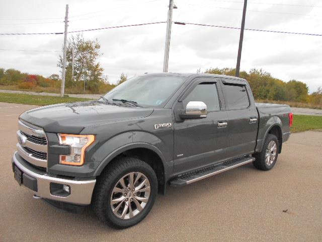 2015 Ford F-150 4WD SuperCrew LARIAT #MP-2495A