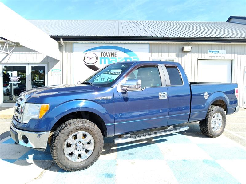 2010 Ford F-150 4WD SuperCab #MM821A