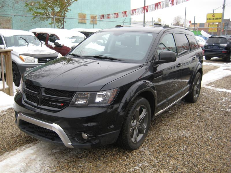 2015 Dodge Journey AWD 4dr Crossroad #519214