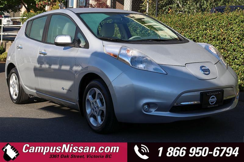 2014 Nissan Leaf | SV | Hatchback #JN3106