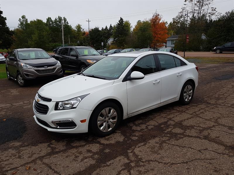 Chevrolet Cruze Limited 2016 4dr Sdn LT w-1LT