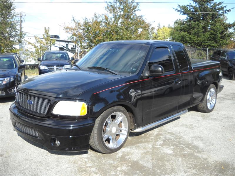 2000 Ford F-150 Series HARLEY EDITION   156 KMS #N0085