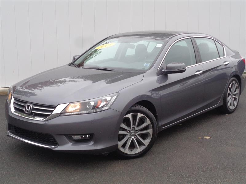 2015 Honda Accord Sedan Sport #V2894A