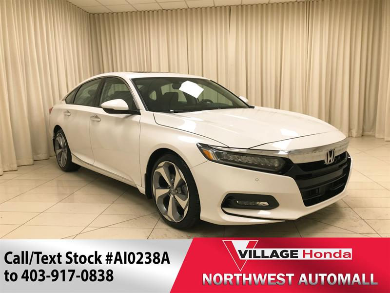 2018 Honda Accord Sedan Touring 2.0T #AI0238A