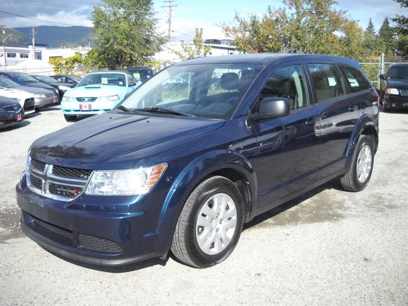 2013 Dodge Journey LOW KMS....SOLD.... #A8020