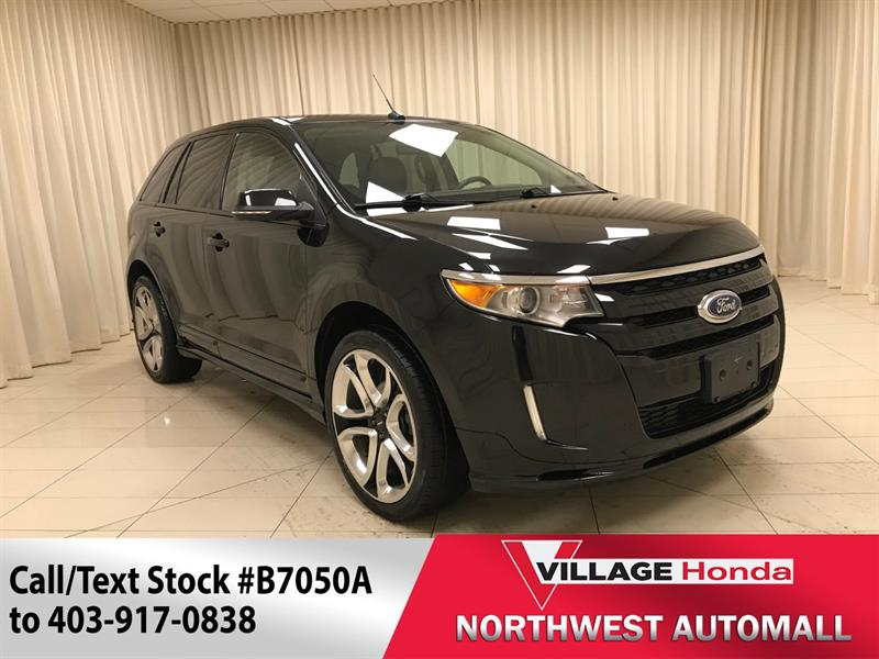 2014 Ford EDGE Sport AWD #B7050A