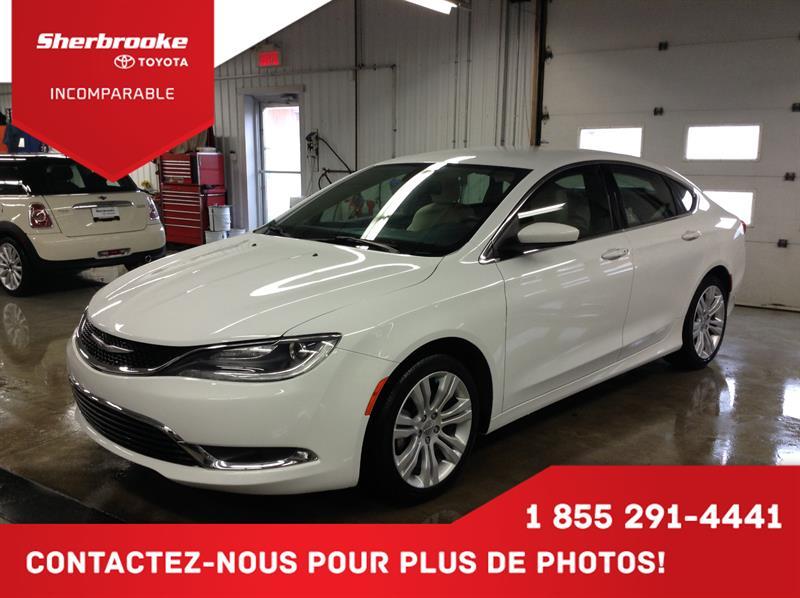 Chrysler 200 2015 LX #90128-1